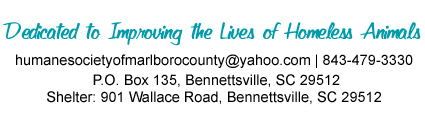 Humane Society of Marlboro County